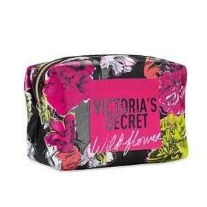 Victoria's Secret Wildflower Cosmetic Bag